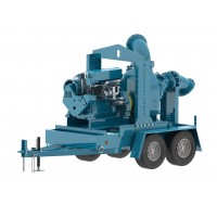"10"" Pro Series Engine Driven Trash Pump"