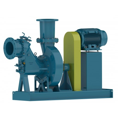 "12"" Self Priming Centrifugal Pump"