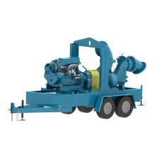 "12"" Pro Series Engine Driven Trash Pump"