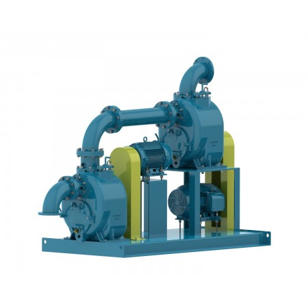 "4"" High Head Self Priming Centrifugal Pump"