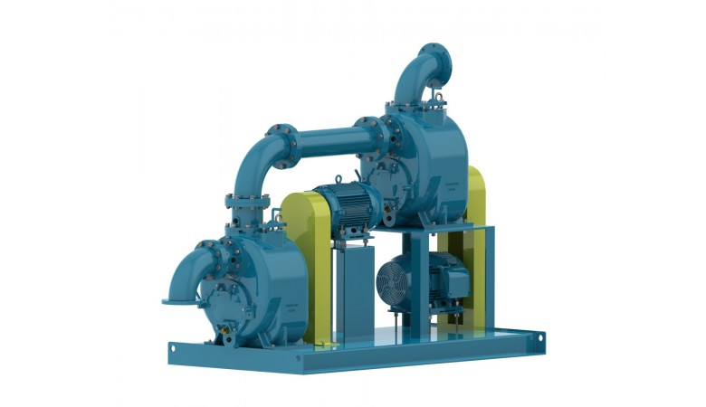 "3"" High Head Self Priming Centrifugal Pump"
