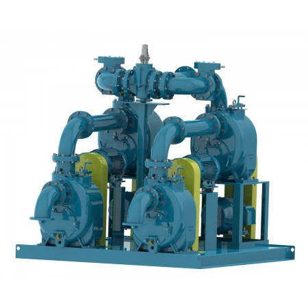 "6"" High Head Self Priming Centrifugal Pump"