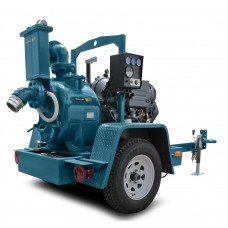 "4"" Pro Series Engine Driven Trash Pump"