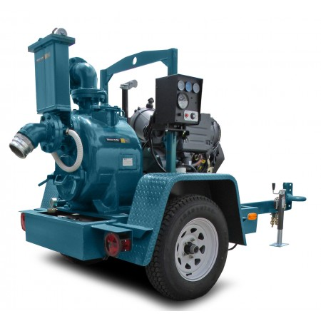 "3"" Pro Series Engine Driven Trash Pump"