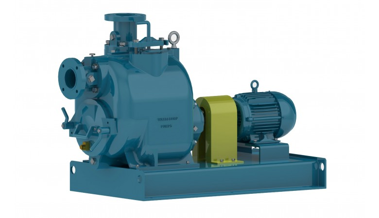 "3"" Self Priming Centrifugal Pump"
