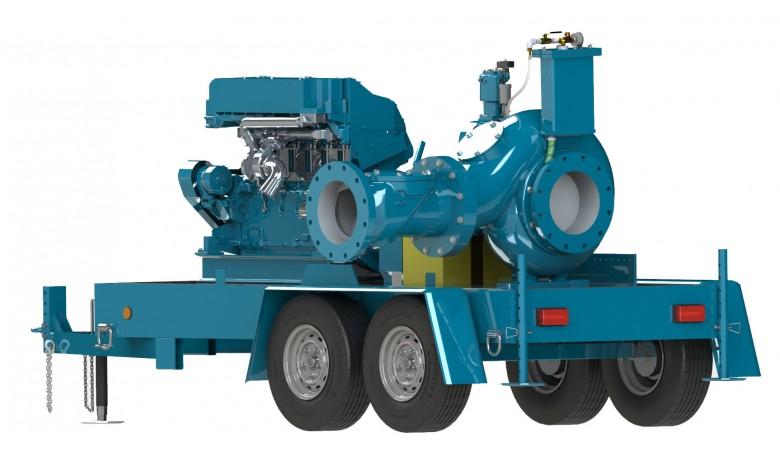 "12"" Dry Prime Pump"
