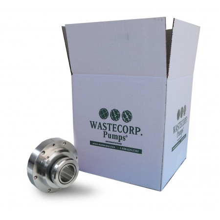 Mechanical seal for trash pump