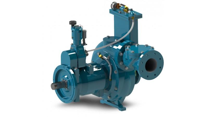 "6"" Dry Prime Pump"