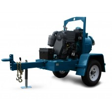 "6"" Engine Driven Trash Pump"