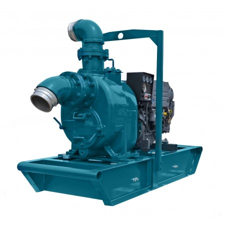 "6"" Pro Series Engine Driven Trash Pump"
