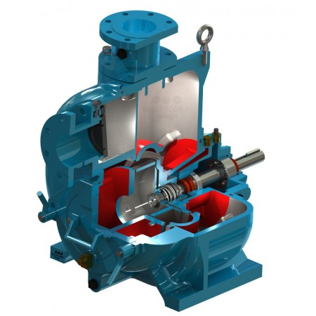 "4"" Self Priming Centrifugal Pump"