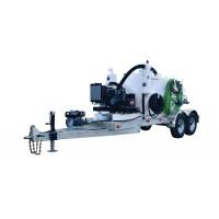 540 Gallon - 260 Gallon Dual Compartment Vacuum Pump
