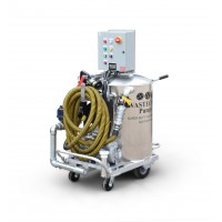 60 Gallon Marine Vacuum Pump