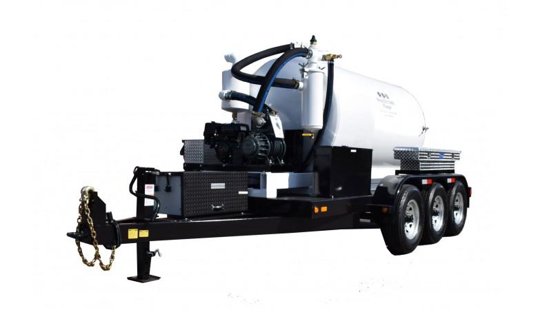 1600 Gallon Vacuum Trailer