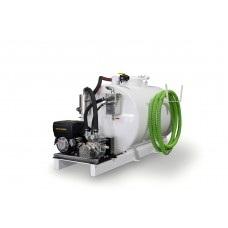 450 Gallon Skid Mounted Vacuum Pump