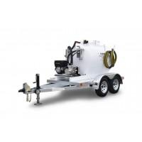 500 Gallon Vacuum Trailer