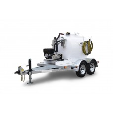 500 Gallon Vacuum Trailer