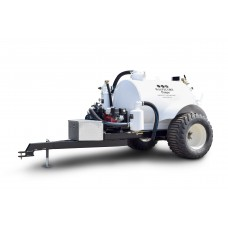 Off-Road Vacuum Pump Trailer