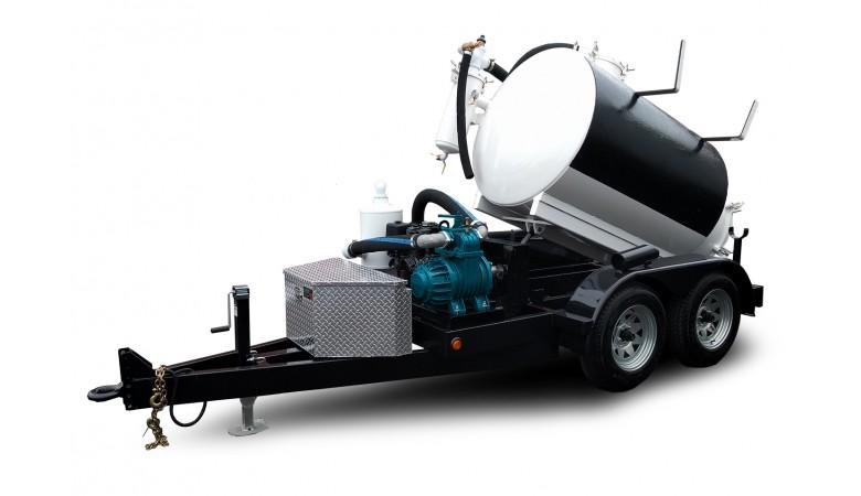Tilt-N-Go Vacuum Pump