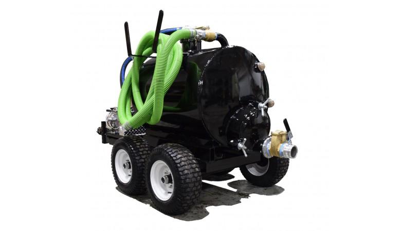 40-50  Gallon Vacuum Trailer