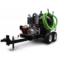 40-50  Gallon Vacuum Trailer
