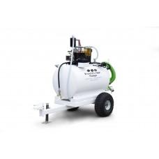 115  Gallon Vacuum Trailer