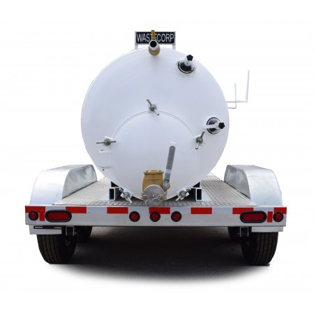 1000 Gallon Vacuum Trailer