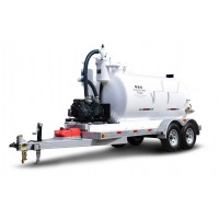 800 Gallon Vacuum Trailer