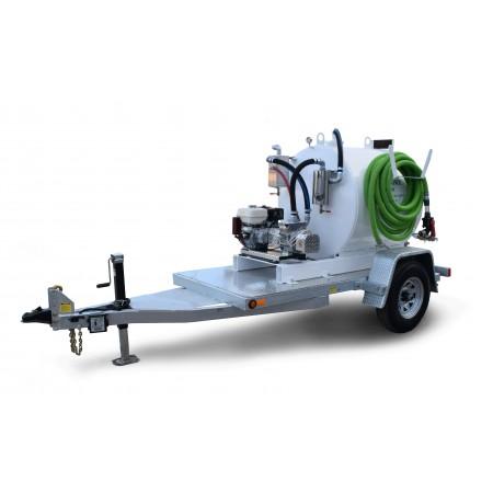 300 Gallon Vacuum Trailer