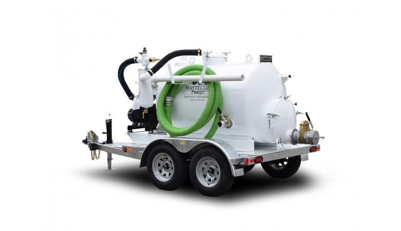 450 Gallon Vacuum Trailer