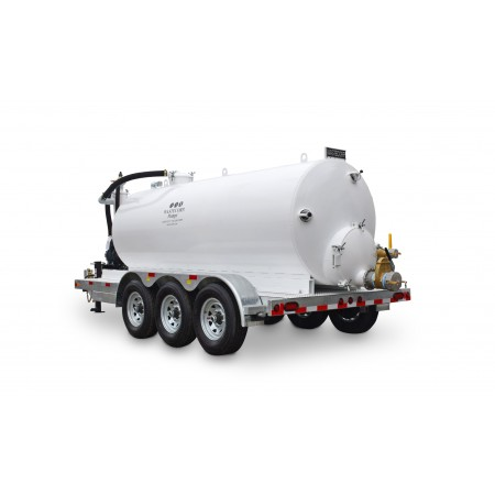1500/100 Gallon Dual Compartment Vacuum Pump