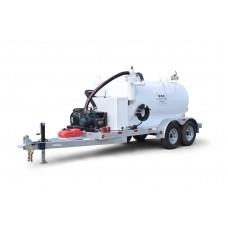 800 Gallon - 100 Gallon Dual Compartment Vacuum Pump