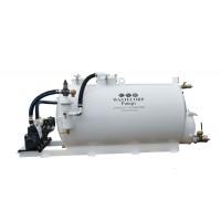 450 Gallon Skid Mounted Vacuum Pump