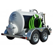 450 Gallon Vacuum Trailer