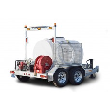 Government Water Trailer
