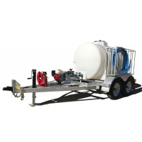725 Gallon Water Trailer