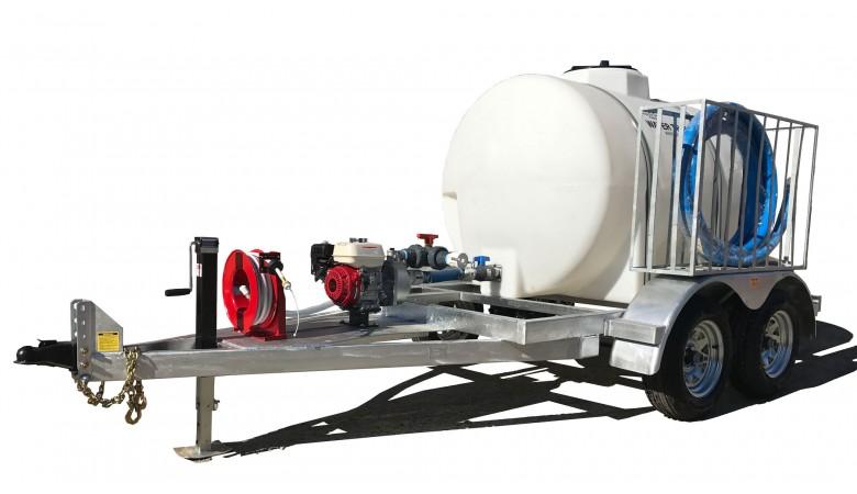 725 Gallon Water Trailer