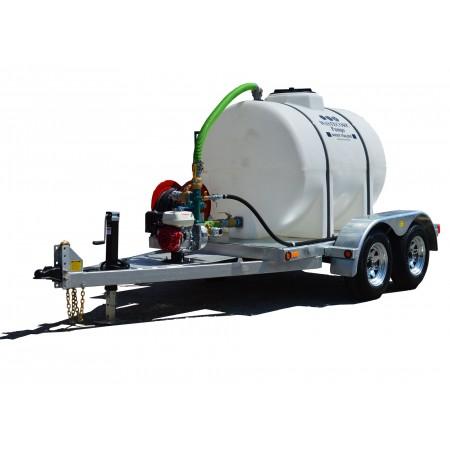 525 Gallon Professional Water Trailer