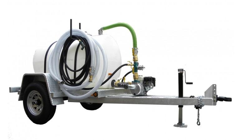 300 Gallon Water Trailer