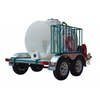 525 Gallon Professional Water Trailer