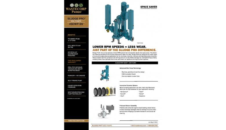 4SDWP Space Saver Fact Sheet