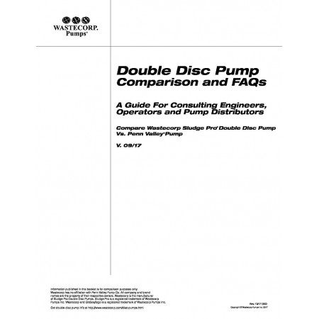 Compare Double Disc Pumps Guide