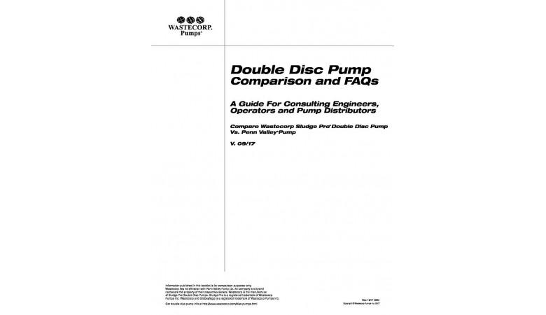 Compare Double Disc Pumps Guide