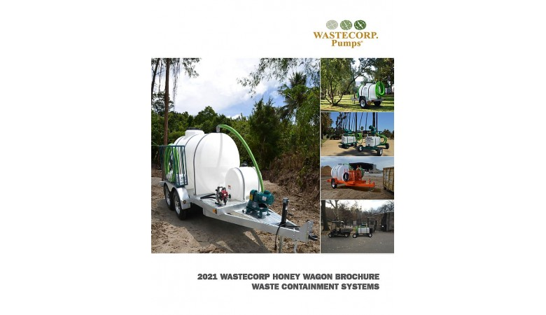 Honey Wagon Manufacturer Brochure