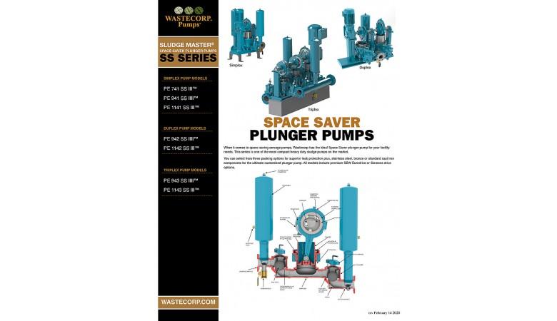 Space Saving Sewage Pumps Fact Sheet
