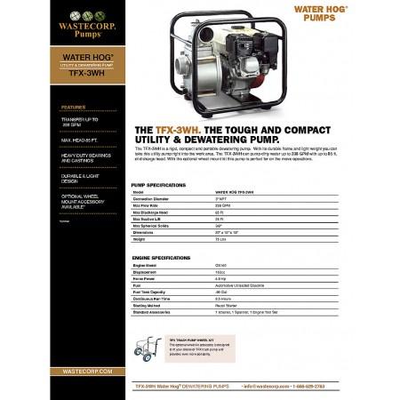 TFX-3WH Fact Sheet