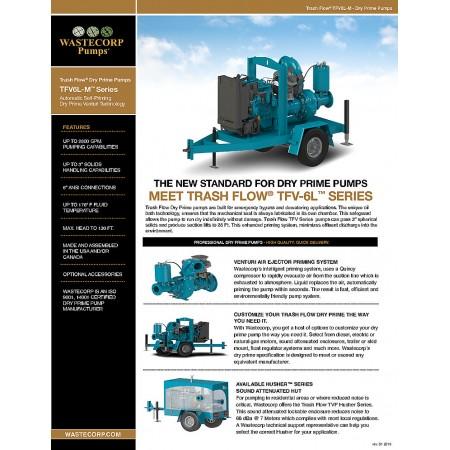 TFV-6L - Lower HP Fact Sheet