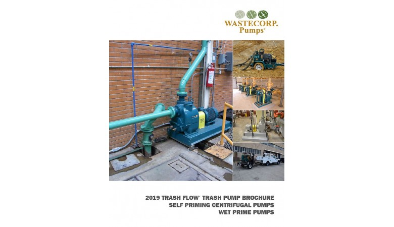 Trash Flow Pump Brochure