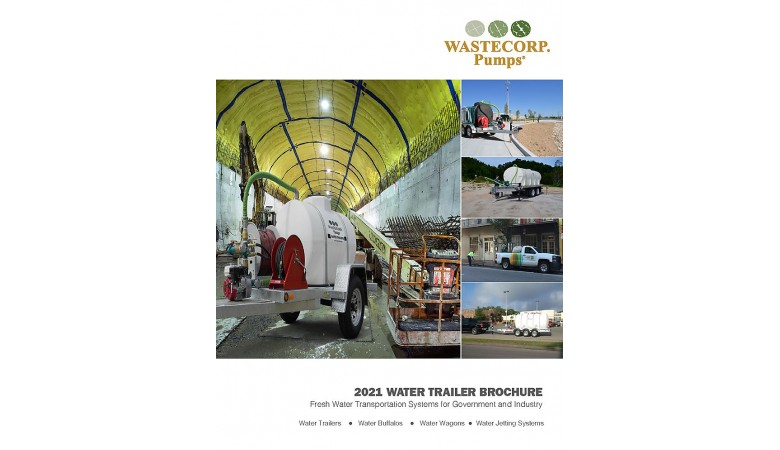 Water Trailer Manufacturer