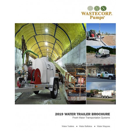Water Trailer Manufacturer